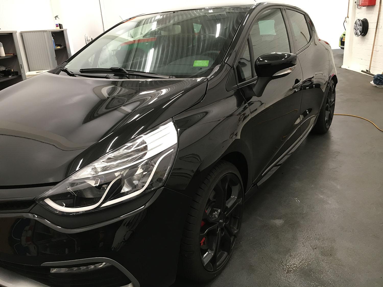 zwartauto